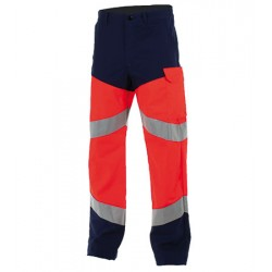 Pantalon Fluo Safe